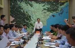 4 chỉ đạo của Bộ trưởng Nguyễn Xuân Cường ứng phó tổ hợp 2 áp thấp nhiệt đới