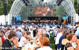 15.000 thực khách thưởng thức ẩm thực Việt tại phủ Tổng thống Đức