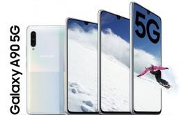 Samsung ra mắt Galaxy A90 5G: Chip Snapdragon 855, 3 camera sau, hỗ trợ Samsung DeX