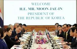 Hàn Quốc, Thái Lan hợp tác trong cuộc cách mạng công nghiệp 4.0