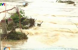 3 người thiệt mạng, 4 người mất tích do ảnh hưởng áp thấp nhiệt đới