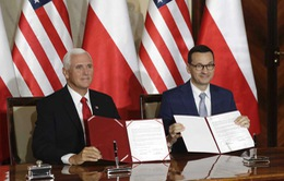 Mỹ, Ba Lan ký thỏa thuận hợp tác về công nghệ 5G mới