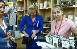Thực phẩm và đồ uống Việt Nam thu hút các doanh nghiệp Nga
