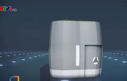 Mô hình nhà vệ sinh tương lai ở Mỹ