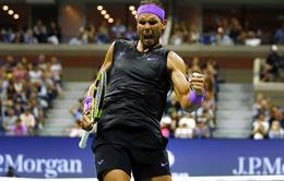 Nadal tiến vào tứ kết Mỹ mở rộng 2019
