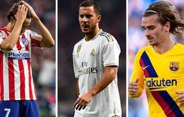 """3 bom tấn giá 300 triệu euro """"bỏ đi"""" trong phiên chợ Hè ở La Liga"""