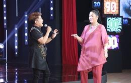 """Ký ức vui vẻ: Minh Nhí tiết lộ """"thù xưa"""" với Hồng Vân trên sóng truyền hình"""
