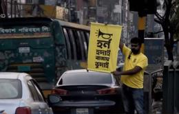 Chiến dịch ngăn chặn tiếng còi xe ở Bangladesh