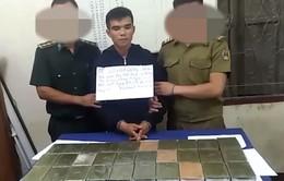 Thanh Hóa: Bắt 2 đối tượng vận chuyển lượng lớn heroin từ Lào vào Việt Nam