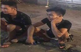 Đang di lý 2 nghi can sát hại tài xế Grab về Hà Nội