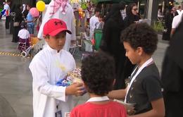 Mô hình giáo dục tinh thần khởi nghiệp tại UAE