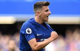 Vì sao Mason Mount thăng tiến vượt bậc ở Chelsea?
