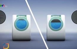 Giặt quần áo chế độ nhiều nước làm phát tán nhiều hạt vi nhựa