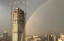 Tòa nhà cao nhất châu Phi sắp được khai trương