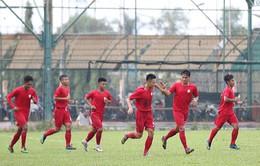 Hà Nội, Hồng Lĩnh Hà Tĩnh, TP.HCM, Viettel giành vé vào VCK U21 Quốc gia 2019