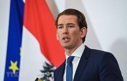 Áo: Đảng OVP của cựu Thủ tướng Sebastian Kurz dẫn đầu trong cuộc bầu cử sớm