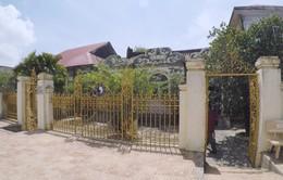 Nhà cổ có kiến trúc độc đáo tại Bạc Liêu
