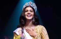 """Tân Hoa hậu Trái đất Ấn Độ 2019 sở hữu lý lịch """"cực khủng"""" lại có nhiều tài lẻ"""