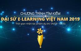 Phát động chương trình Tìm kiếm Đại sứ E-Learning Việt Nam