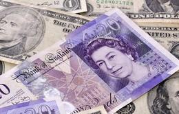 """Đồng Bảng Anh và đồng EURO """"rơi"""" xuống mức thấp kỷ lục"""