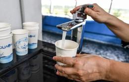 Thủ đô hân hoan chào đón nguồn nước sạch chuẩn châu Âu