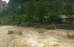 Mưa lũ nghiêm trọng tại Quảng Bình