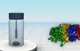 Phát hiện vi nhựa trong phân người
