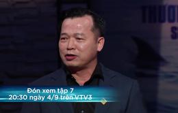 Shark Tank Việt Nam: Shark Việt bất ngờ đổi vị trí cho startup