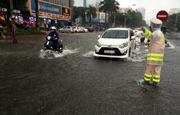 Nghệ An: Ảnh hưởng áp thấp nhiệt đới, nhiều tuyến quốc lộ, tỉnh lộ bị sạt lở, ngập nước