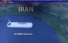 Iran sẽ thả 7 thủy thủ trên tàu chở dầu của Anh