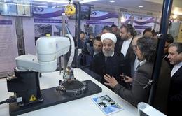 Từ ngày 6/9, Iran mở rộng hoạt động nghiên cứu và làm giàu urani