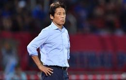 """HLV ĐT Thái Lan, Nishino: """"Hoà ĐT Việt Nam là kết quả không tệ"""""""