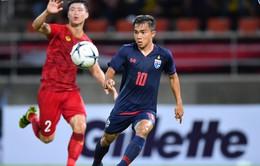 ĐT Thái Lan 0-0 ĐT Việt Nam: Chia điểm kịch tính trên sân khách!