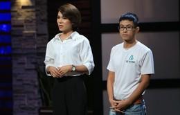 """Cô gái chuyển giới làm lay động các """"cá mập"""" Shark Tank Việt Nam"""