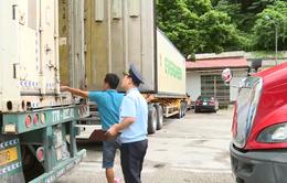 Phối hợp kiểm soát xuất nhập khẩu hàng hóa qua biên giới