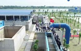 Thêm 300.000 m3 nước sạch cung cấp cho người dân Thủ đô