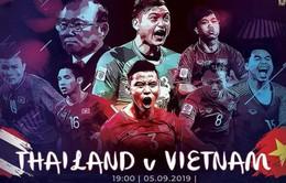 CHÍNH THỨC: Đội hình ra sân ĐT Việt Nam gặp ĐT Thái Lan (Vòng loại World Cup 2022)