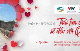 Lịch khám sàng lọc tim bẩm sinh miễn phí cho trẻ em tại Quảng Trị và Sơn La trong tháng 9