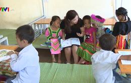 Thí điểm mô hình trường học dân tộc bán trú cho học sinh tiểu học