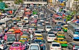 Châu Á chuyển sang sử dụng xe điện