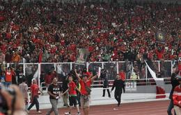 Bóng đá Indonesia nguy cơ bị phạt nặng vì đêm kinh hoàng sau trận thua Malaysia