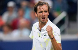 Paris Masters 2019: Federer rút lui, Daniil Medvedev gửi lời đe  dọa tới Novak Djokovic và Nadal