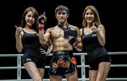 Nguyễn Trần Duy Nhất thắng knockout võ sĩ Malaysia tại ONE: Immortal Triumph