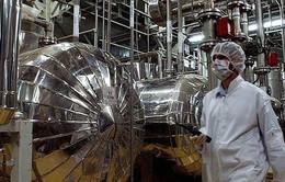Iran khởi động 20 máy ly tâm