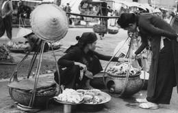 Triển lãm Gánh hàng rong tại Hà Nội