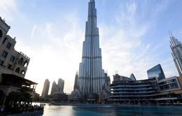 Dubai dẫn đầu thế giới về chi tiêu của du khách