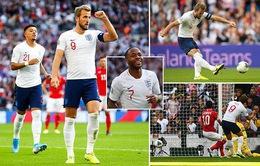 Kết quả vòng loại EURO 2020 sáng 8/9: ĐT Anh 4-0 ĐT Bulgaria, ĐT Serbia 2-4 ĐT Bồ Đào Nha, ĐT Pháp 4-1 ĐT Albania
