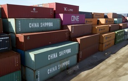 Xuất khẩu của Trung Quốc sụt giảm