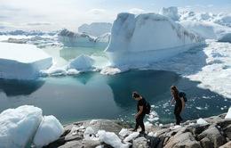 NASA cảnh báo băng tại Bắc Cực tan với tốc độ chóng mặt