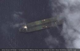 Iran bắt giữ tàu nghi buôn lậu nhiên liệu tại Vùng Vịnh